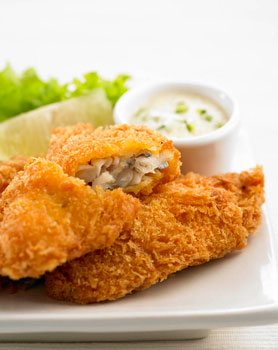 Shallow fried fish recipe for Fried fish fillet recipes