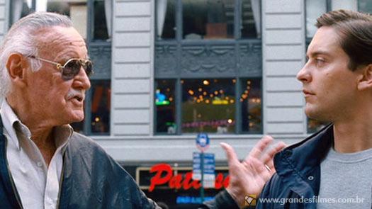 Stan Lee em Homem-Aranha 3