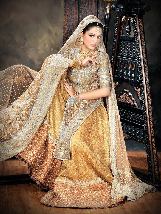 Fashion Tips Box Mehndi Mayon Party Dresses 2011 For Girls