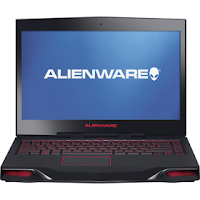 Alienware AM14X-6833BK gaming laptop