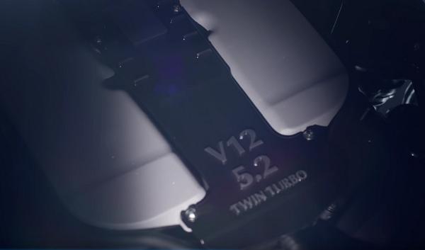 Así sonará el nuevo motor V12 Twin Turbo de Aston Martin (video)