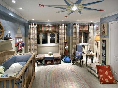 Nautical Room Ideas
