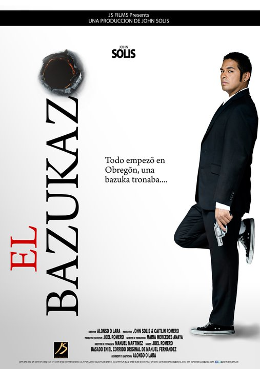 El Bazukazo - Narcopelicula Mexicana. 2011 