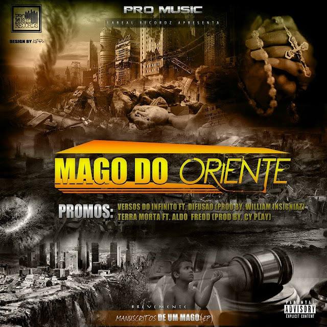 Mago Do Oriente - Manuscritos de Um Mago (EP) Promo
