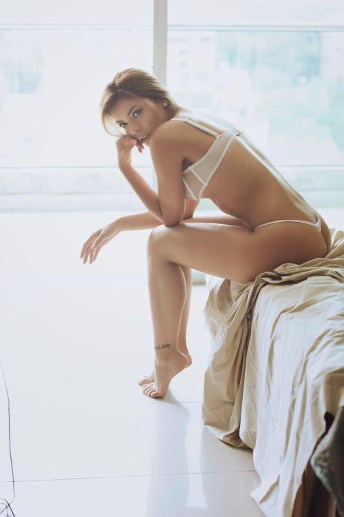 Fabito Gomes fotografia fashion mulheres sensuais modelo Laura Ramírez