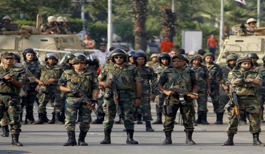 الجيش المصري الأقوى عربيًا والـ18 عالميًا.. ويتفوق على إيران في 2015