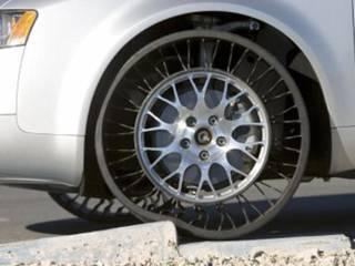 Airless Tire - Ban anti bocor atau tambal ban.. hehe