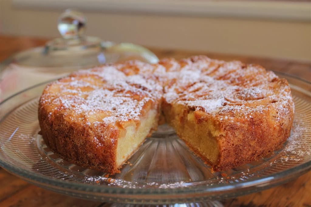 Thimbelina: German Apple Cake