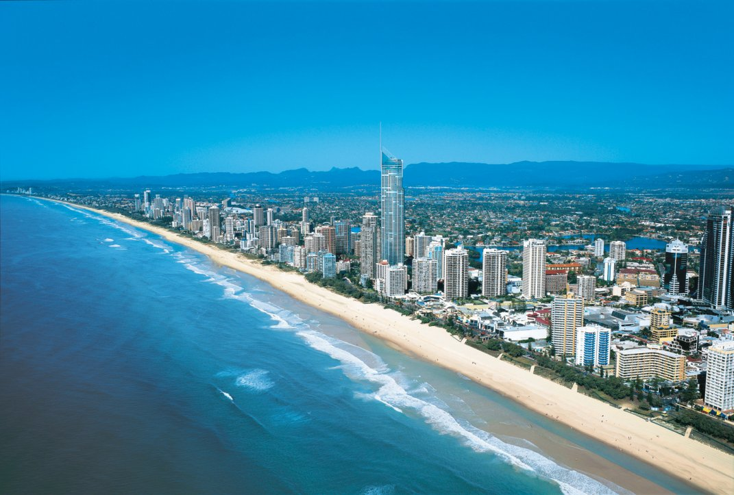browse australia queensland gold coast surfers paradise pjsp