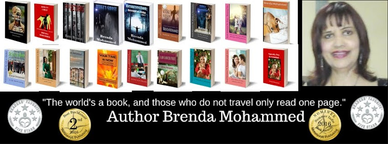 Author's Blog of Brenda Mohammed