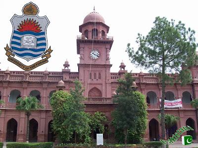 Punjab University BA Result 2013