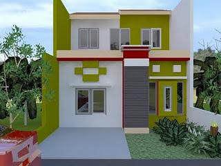 warna cat rumah on Trend Terbaru Warna Cat Rumah 2012 Artikel Berita Indonesia Terbaru
