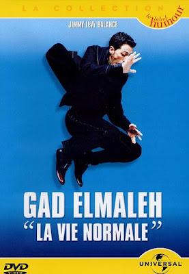 10 Gad elmaleh : la vie normale