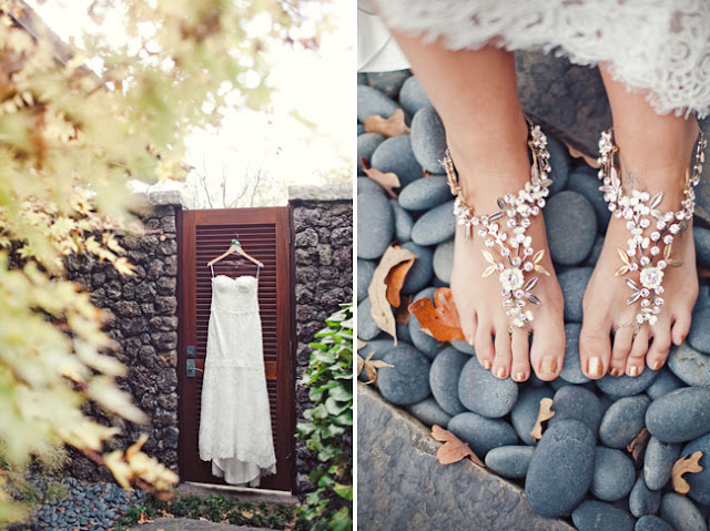 Bohemian Real Wedding Theme