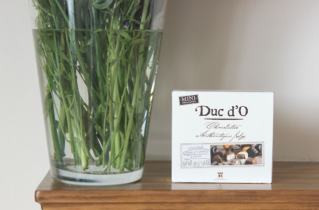 A picture of Duc d'O Chocolates