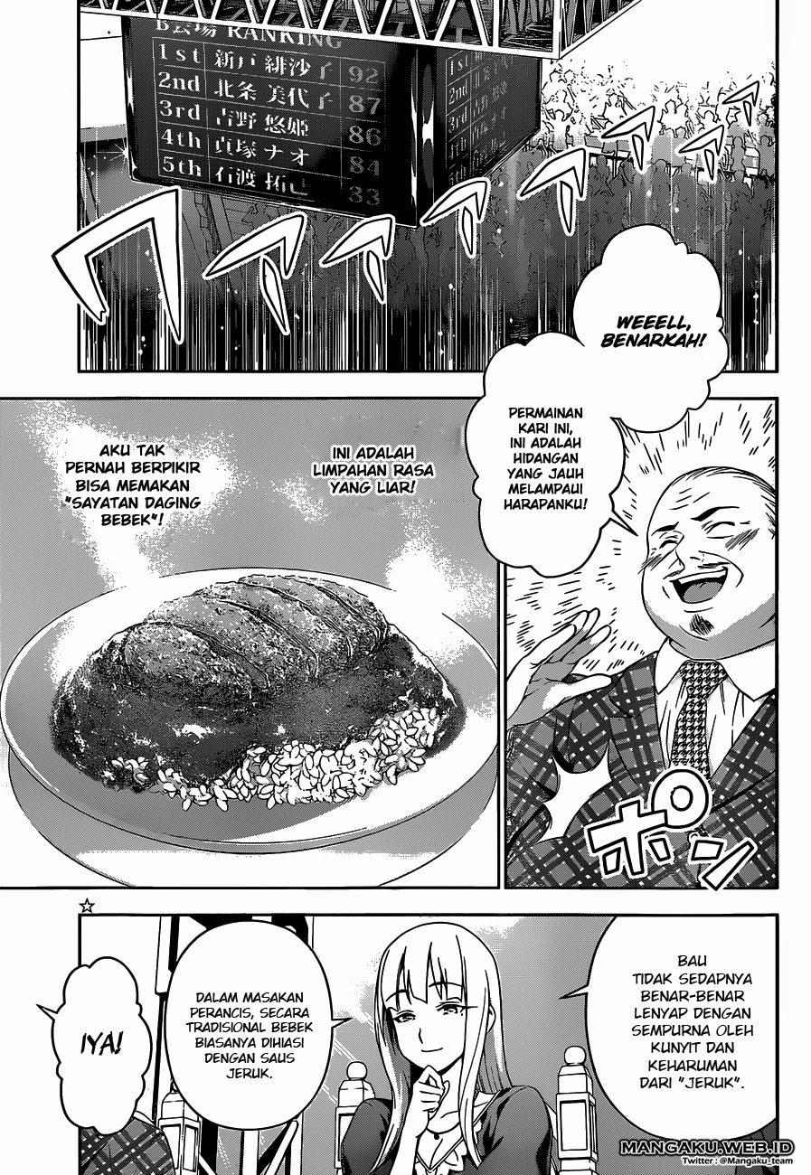 Shokugeki no Souma Chapter 56-2