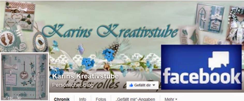 Hier könnt ihr mir via Facebook folgen: