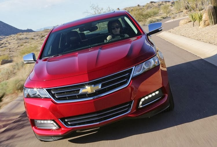 Lá Fora: Chevy Impala !