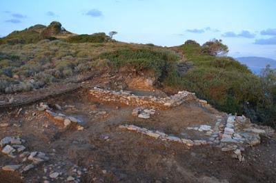 Αποκαλύπτονται μυστικά 2.500 χρόνων στη Σκιάθο