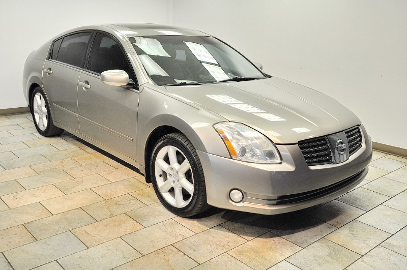 Daily Turismo Maximum Sunday 2004 Nissan Maxima Se