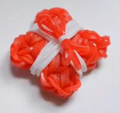 Cómo hacer regalos de navidad con gomas