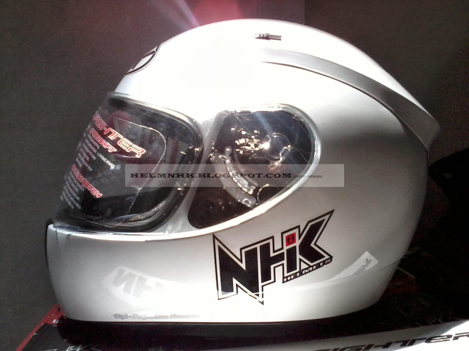 HELM NHK HELM NHK N1200 SOLID FULLFACE SNI