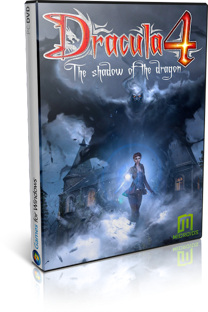 Dracula 4: The Shadow of the Dragon Multilenguaje (Español) (PC-GAME)