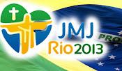"JMJ Rio 2013 "" Viva o Papa"""