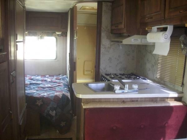 Used Rvs 1984 Coachmen Leprechaun Class C Motorhome For