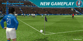 Download FTS Mod UEFA EURO 2016 by Yudhaduarsa Apk + Data Obb