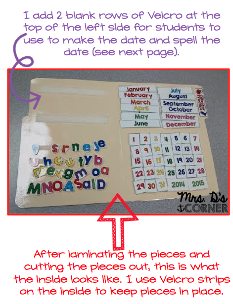 http://www.teacherspayteachers.com/Product/Calendar-Practice-File-Folder-Game-for-Students-with-Special-Needs--1445661
