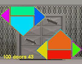 100 doors level 43
