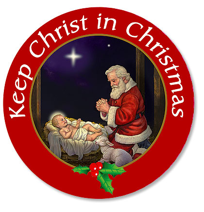 A Warded Neuron Keep Christ In Christmas