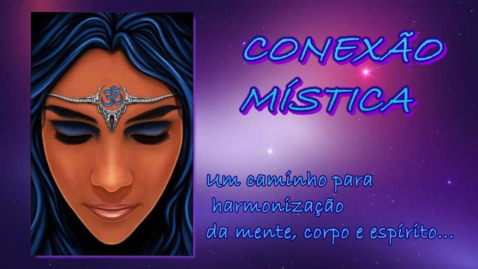 Conheça a página Conexão Mística, clicando na imagem