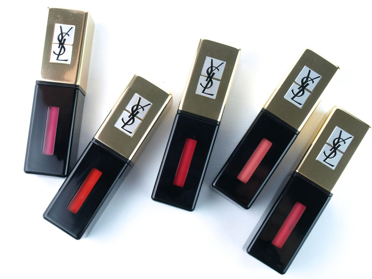 YSL Pop Water Glossy Stains