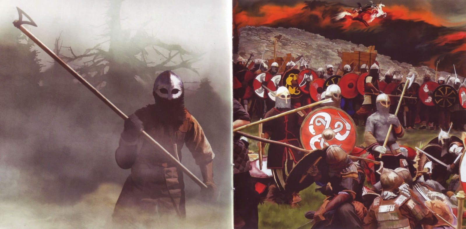 Graveland Will Stronger Than Death