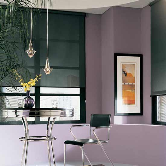 Art wall decor modern window blinds and shades for Modern blinds for windows