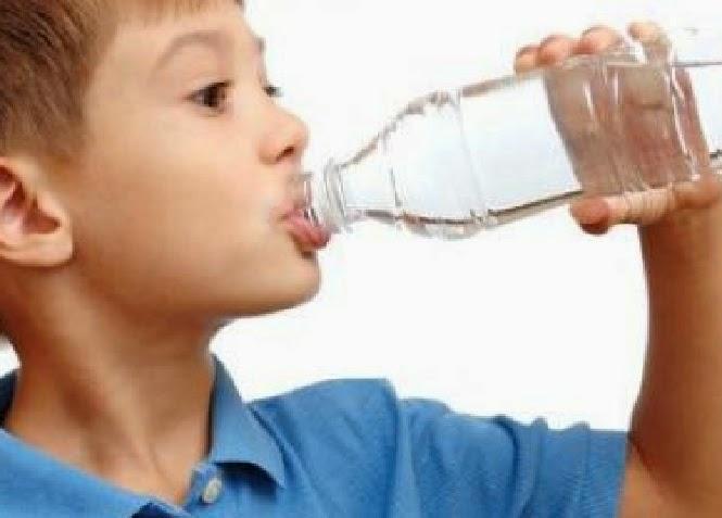 masalah kesehatan akibat kurang minum air