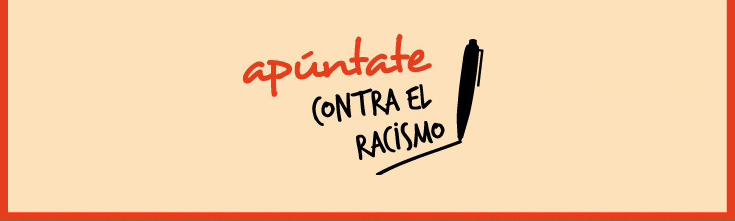 APNTATE CONTRA EL RACISMO