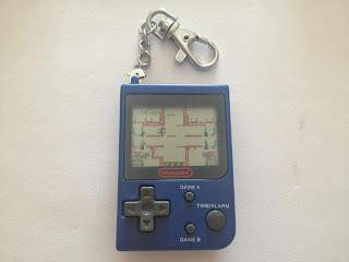 game & watch de bolsillo