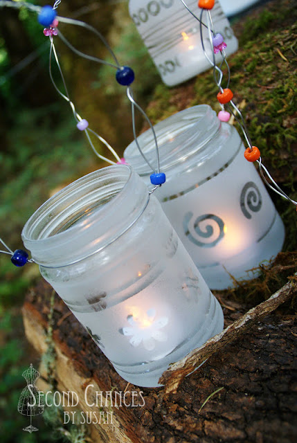 http://secondchancesbysusan-tutorials.blogspot.com/2012/08/let-your-light-shine-lanterns.html