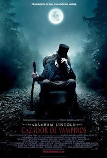 Abraham Lincoln: Cazador de vampiros (2012) Online