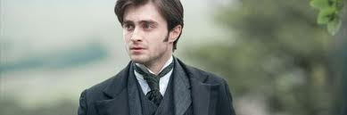 Daniel Radcliffe como abogado en The woman in black