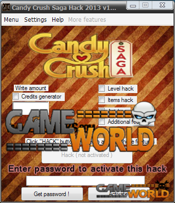 Candy Crush Saga Facebook Hack 2013 v2.2 is free to download and very