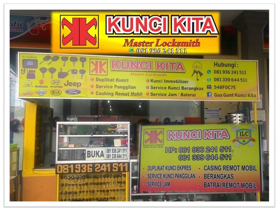 Ahli Kunci Denpasar Bali 081936241511