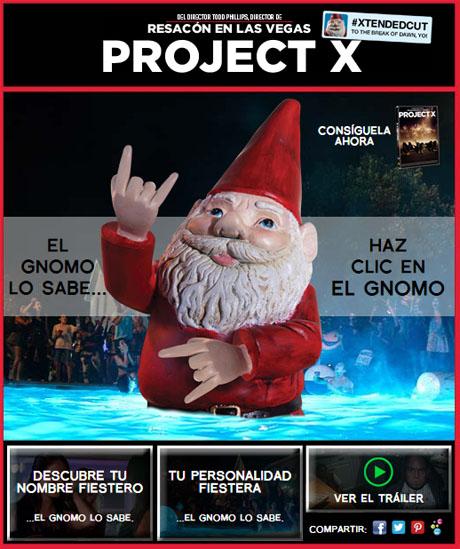 Concurso Blu-Ray Project X