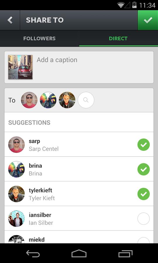 Instagram Android Apk Uygulama resimi 6