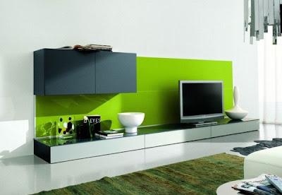 como decorar uma sala de televisão