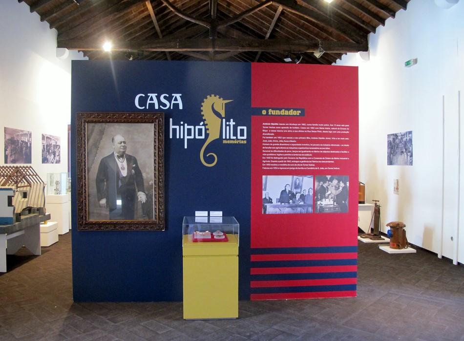 MEMÓRIAS DA CASA HIPÓLITO