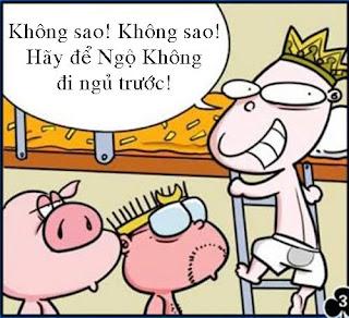 Tây Du Ký hài: Cao thủ Sa Tăng